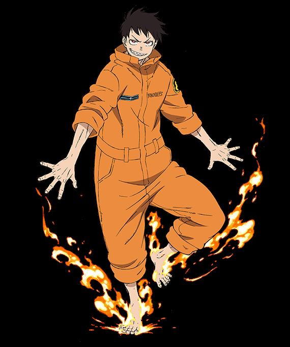 CHARACTER TVアニメ『炎炎ノ消防隊』