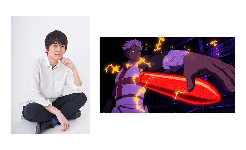 アニメ 隊 消防 々 声優 ノ 炎